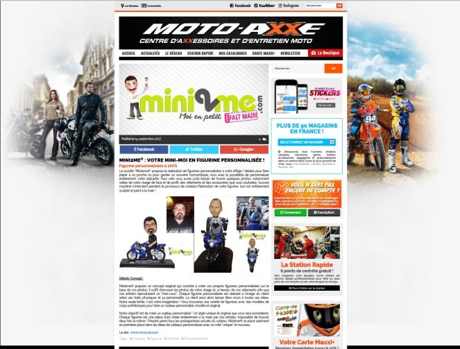 MOTO AXXE FRANCE